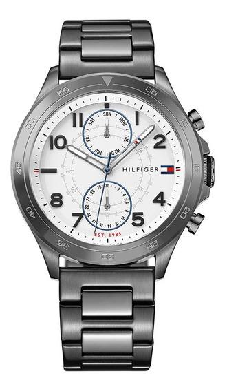 Reloj Original Caballero Marca Tommy Hilfiger Modelo 1791341
