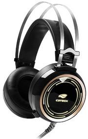 Headset Gamer C3-tech Black Kite Ph-g310