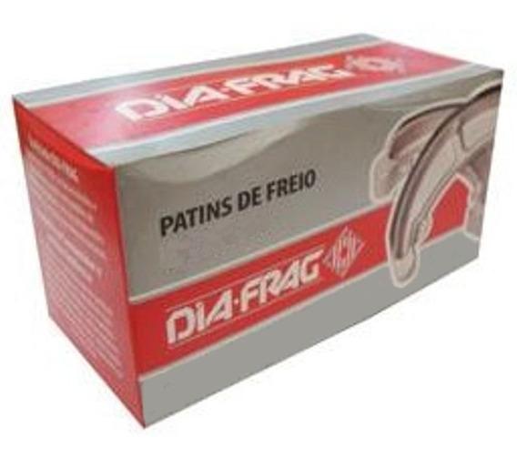 Patim Lona De Freio Fazer 150 Crypton Factor Ys Dfy-00215