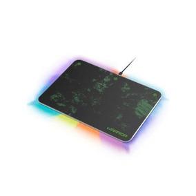 Mouse Pad Com Led Iluminado Rgb Colorido Gamer Pc Computer