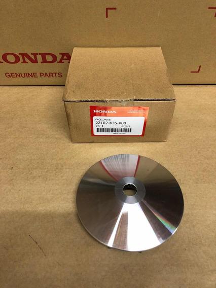 Flange Motor C/ Ventoinha Pcx 150 16/18 Novo Original Honda