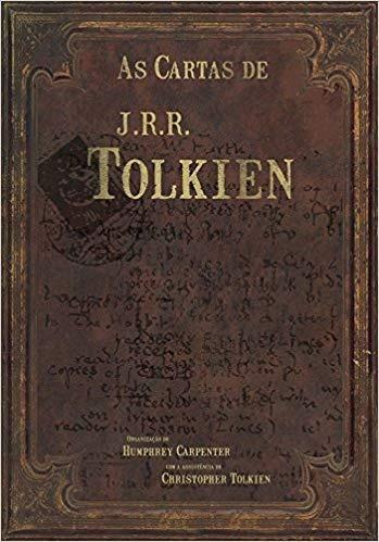 Livro As Cartas De J.r.r. Tolkien - Raro