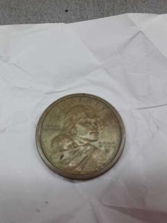 Moneda Año 2000 De 1 Dollar United States