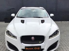 Jaguar Xf-r 2014