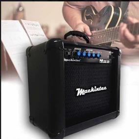 Cubo Amplificador De Guitarra Maxx 15 Mackintec Pronta Entre