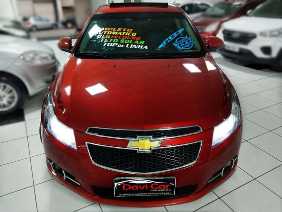 Chevrolet Cruze 1.8 Ltz Sport6 Top!!!