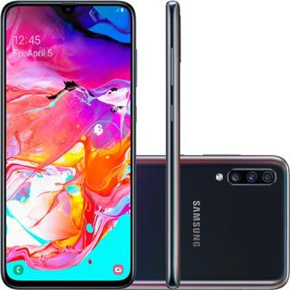 Smartphone Samsung Galaxy A70 6.7 , 128gb Preto - A705m
