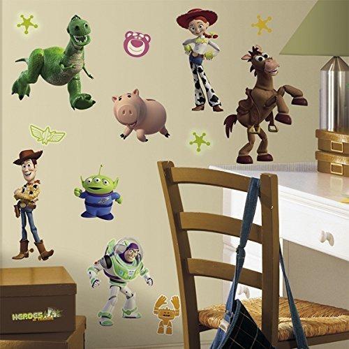 York Wallcoverings Rmk1428scs Roommatestoy Story 3peel &