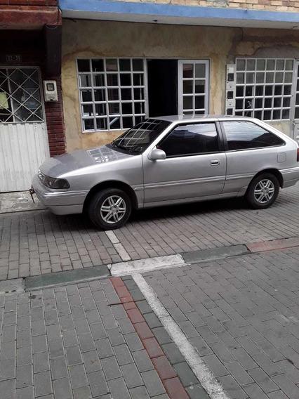Hyundai Excel Cupe