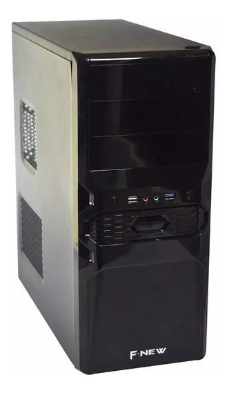 Cpu Intel Dual Core 2gb Hd 80 Básica Para Uso Doméstico