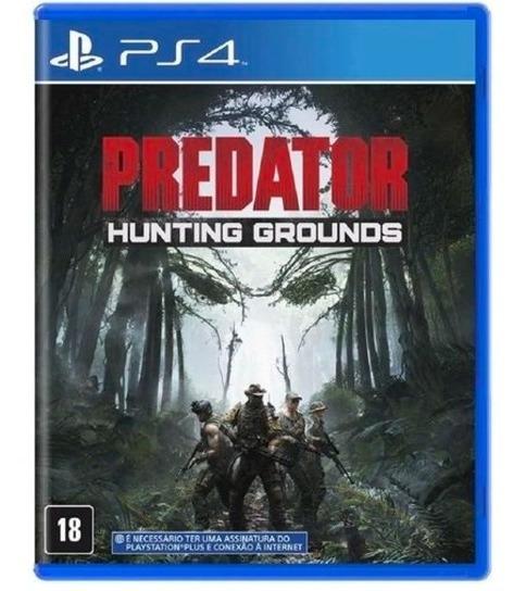 Predator Hunting Grounds Ps4 Mídia Física Português