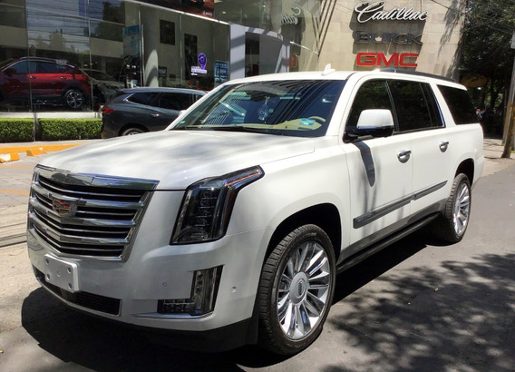Cadillac Escalade Esv 2020 Demo