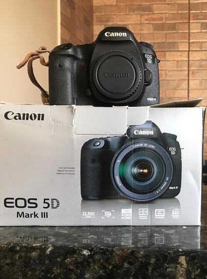 Canon 5d Mark Iii Semi Nova