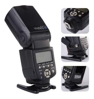 Yongnuo Flash Yn560 Iv Para Canon Y Nikon