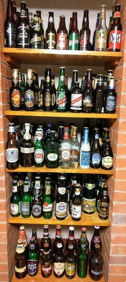 Colección De 160 Botellas De Cerveza, De Muchos Países.
