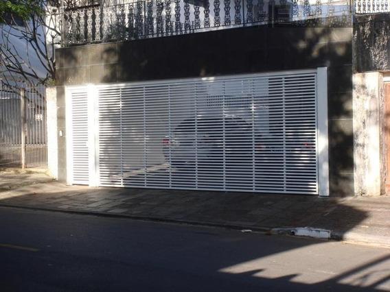 Sobrado Comercial Para Locação, Brooklin Paulista, São Paulo. - So0229