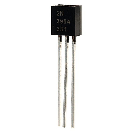Kit 10 Transistor 2n3904 To-92