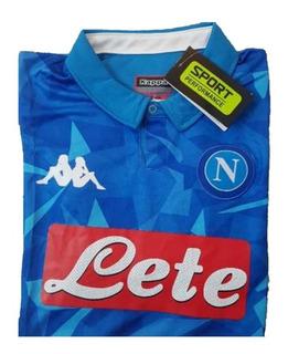 Camisa Napoli 2018 (home)
