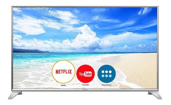 Smart Tv Led Panasonic 49 Full Hd Hdmi/wi-fi - Tc-49fs630b