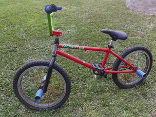 Bicicleta Freestyle Rod. 20
