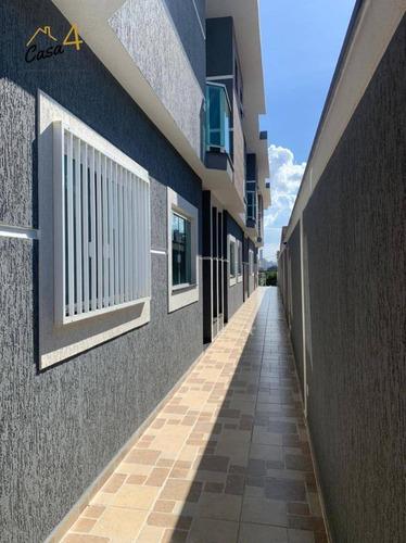 Sobrado Com 2 Dormitórios À Venda, 65 M² Por R$ 360.000,00 - Penha De França - São Paulo/sp - So0460