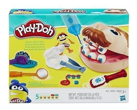 Play Doh El Dentista Bromista B5520