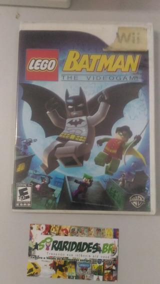 Jogo - Lego Batman - Nintendo Wii