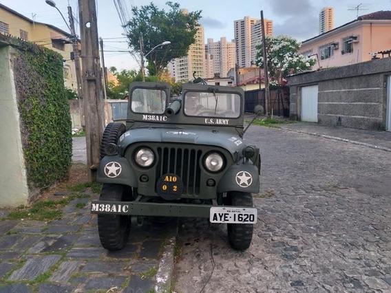 Jeep M38a1c - 1959