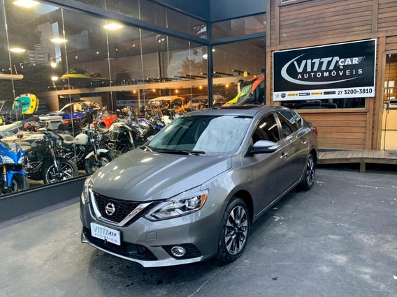 Nissan Sentra 2.0 Sl 16v. Flexstart 4p. Automático.2018/2019