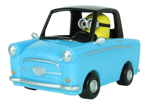 Minions Vehiculo Set 4 Und Asst Mi Villano Favorito R4015