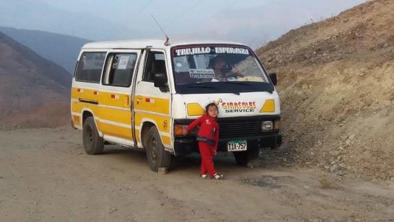 Nissan Caravan Full
