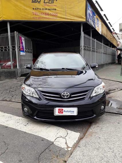 Toyota Corolla Altis Blindado Armura