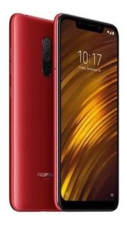 Xiaomi Pocophone F1 6gb 64gb Ram 845 Vermelho