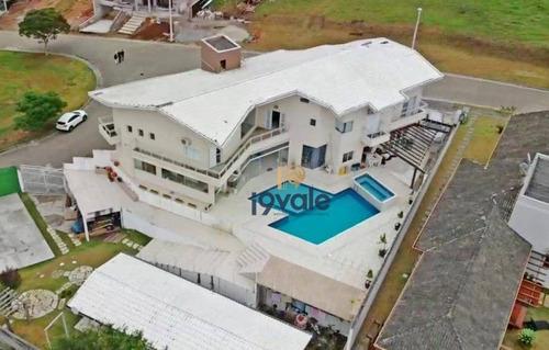 Casa Alto Padrão À Venda, Reserva Do Paratehy, Urbanova, São José Dos Campos-sp - Ca0886