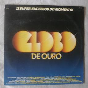 Lp Globo De Ouro 1985, Vinil Coletânea Rock Pop Nacional
