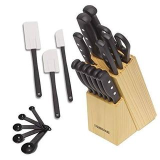 Farberware Set De Cuchillos Con Triple Remache (no Requiere