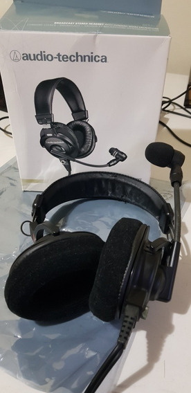 Headset Profissional Audio-technica Bphs1