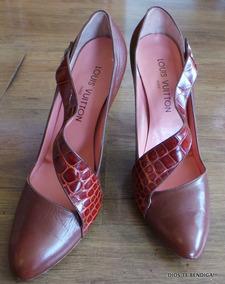 Louis Vuitton Zapatos De Noche Autenticos 39