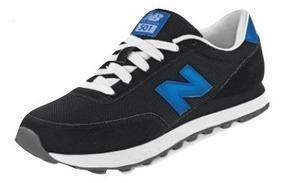 Tenis Sneaker New Balance Niños Textil Negro Dtt 00826