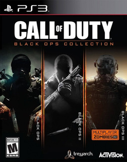 Call Of Duty Black Ops Collection Ps3 Digital Español Gcp