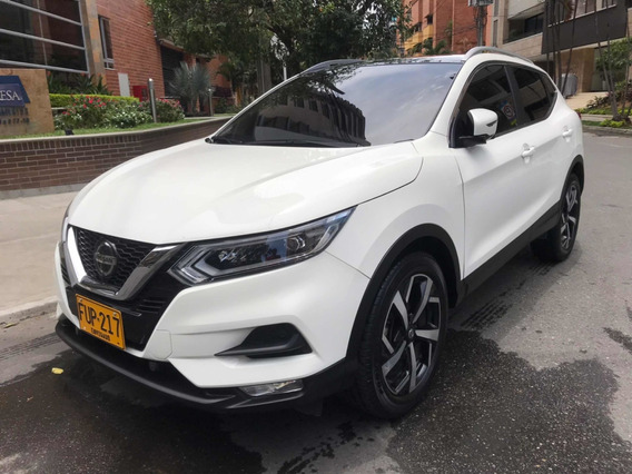 Nissan Qashqai Exclusive Techo 4x4