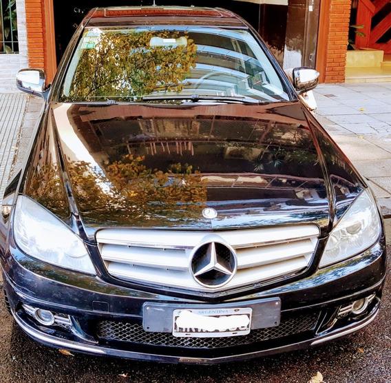 Mercedes Benz C200 Kompressor Advantgarde Aut. 2008