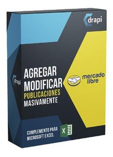Publicaciones Masivas Mercado Libre Desde Excel
