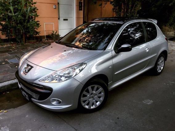 Peugeout 207 Compact Xt Premium 1.6 3p Año 2009