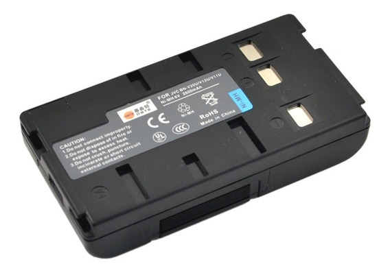 Bateria Filmadora Jvc Bn-v20 Bn-v10u Bn-v11u Bn-v12 Bn-v12u