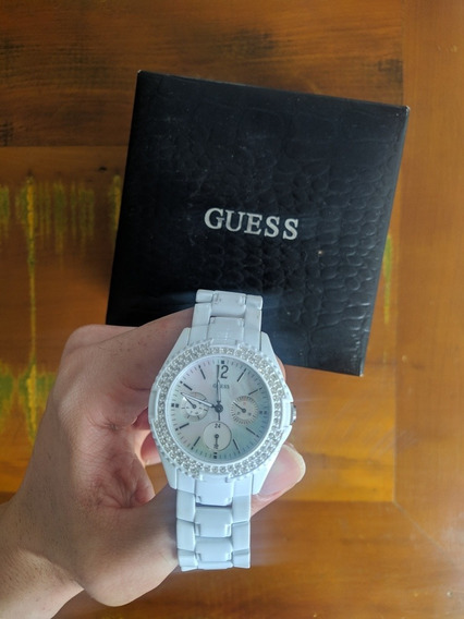 Relógio Guess Feminino Original Importado Eua Semi Novo