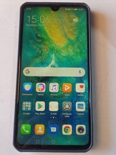 Huawei Mate 20 4/128gb Tela 6.39pol Faço R$ 1550 A Vista