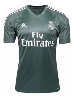 Playera Jersey adidas Del Real Madrid De Portero Adizero