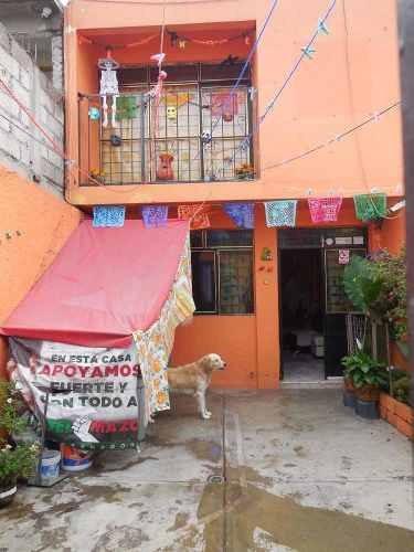 Casa En Venta En Chicoloapan Acepto Créditos