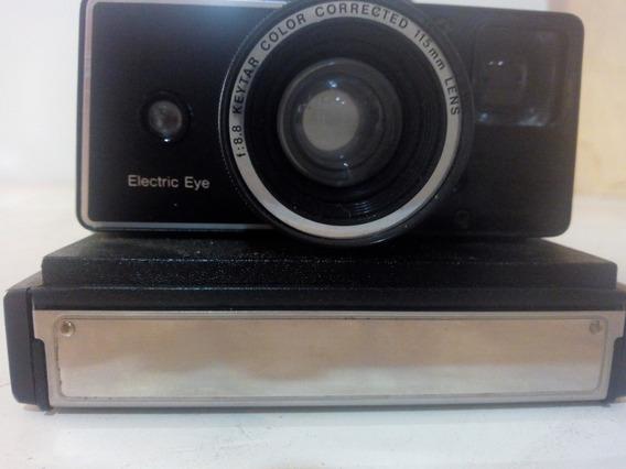Máquina Camera Fotográfica Polairod Wizard Xf 1000